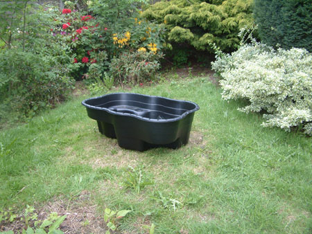 Create a wildlife pond for Make your own pond liner